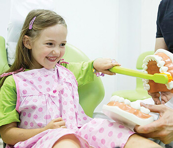 Kids Dental Care - West Portal Family Dentistry